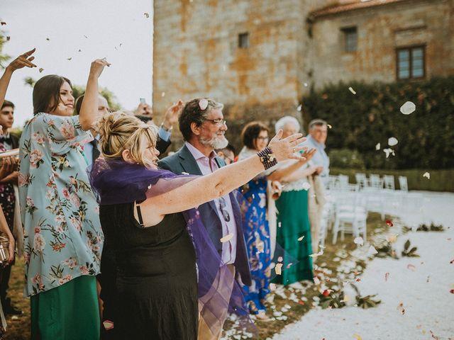 La boda de Luis y Ana en Boiro (Boiro), A Coruña 64
