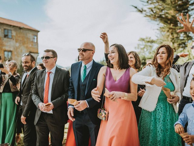 La boda de Luis y Ana en Boiro (Boiro), A Coruña 66