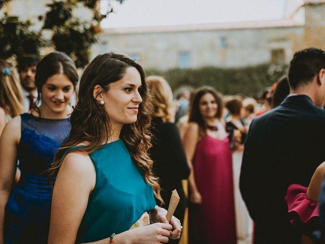 La boda de Luis y Ana en Boiro (Boiro), A Coruña 77