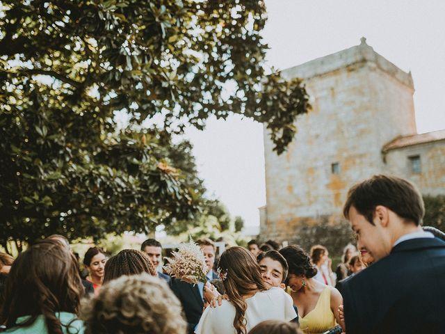 La boda de Luis y Ana en Boiro (Boiro), A Coruña 81