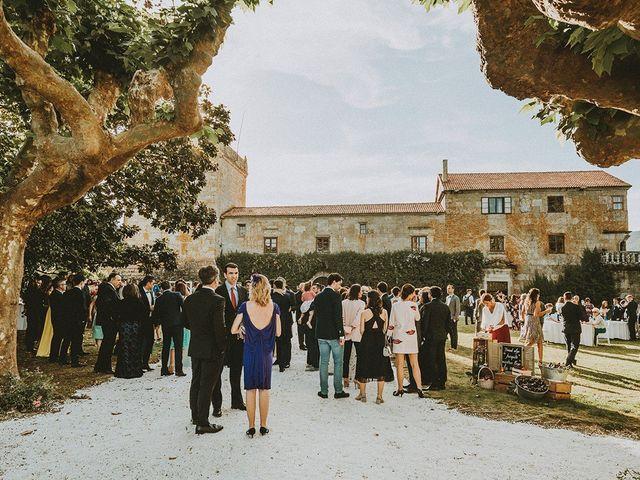 La boda de Luis y Ana en Boiro (Boiro), A Coruña 84