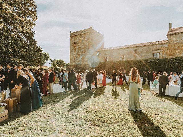 La boda de Luis y Ana en Boiro (Boiro), A Coruña 86