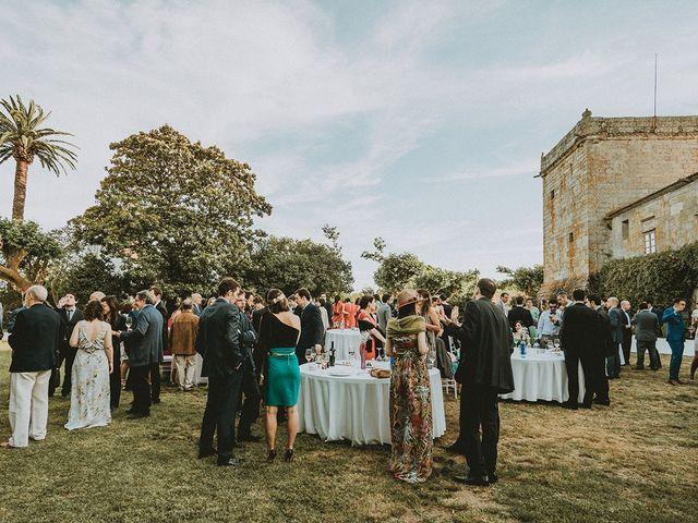 La boda de Luis y Ana en Boiro (Boiro), A Coruña 97