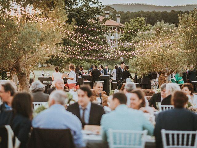 La boda de Luis y Ana en Boiro (Boiro), A Coruña 154