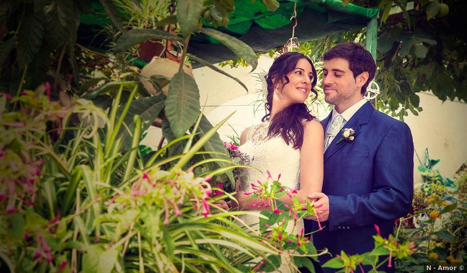 La boda de Antonio y Margarita en Linares, Jaén