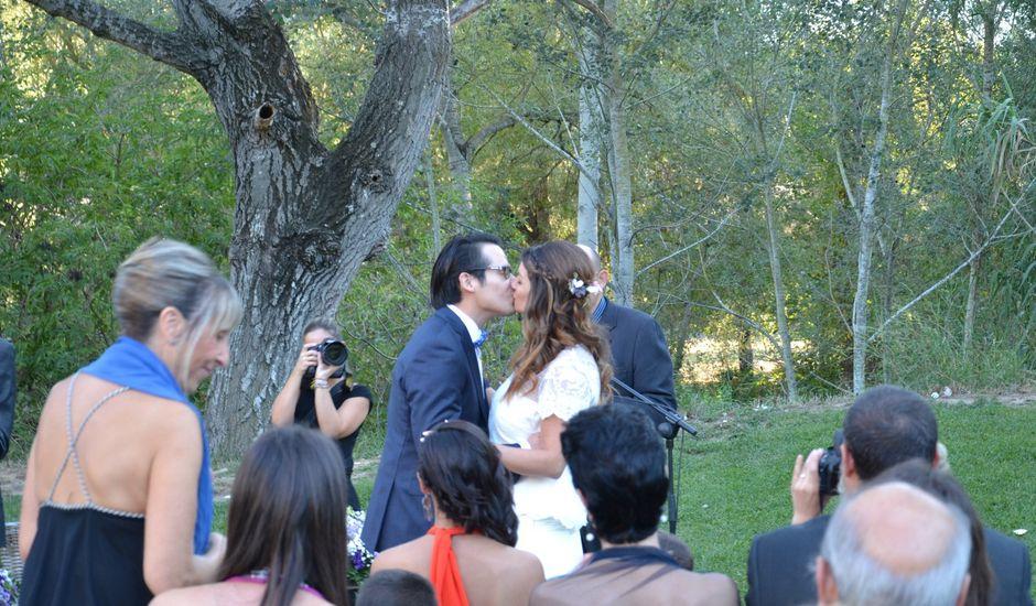 La boda de Javier y Gemma  en Igualada, Barcelona