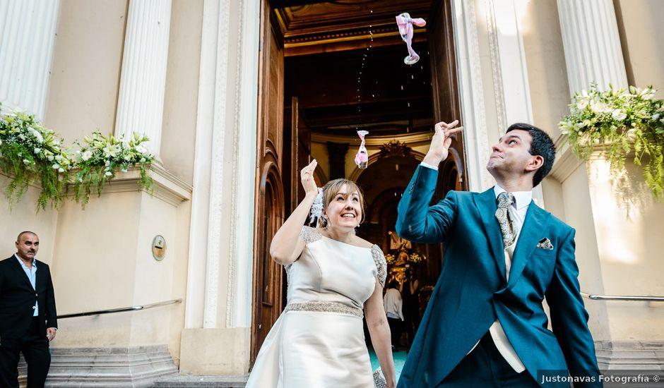 La boda de Eduardo y Inma en Torre Pacheco, Murcia