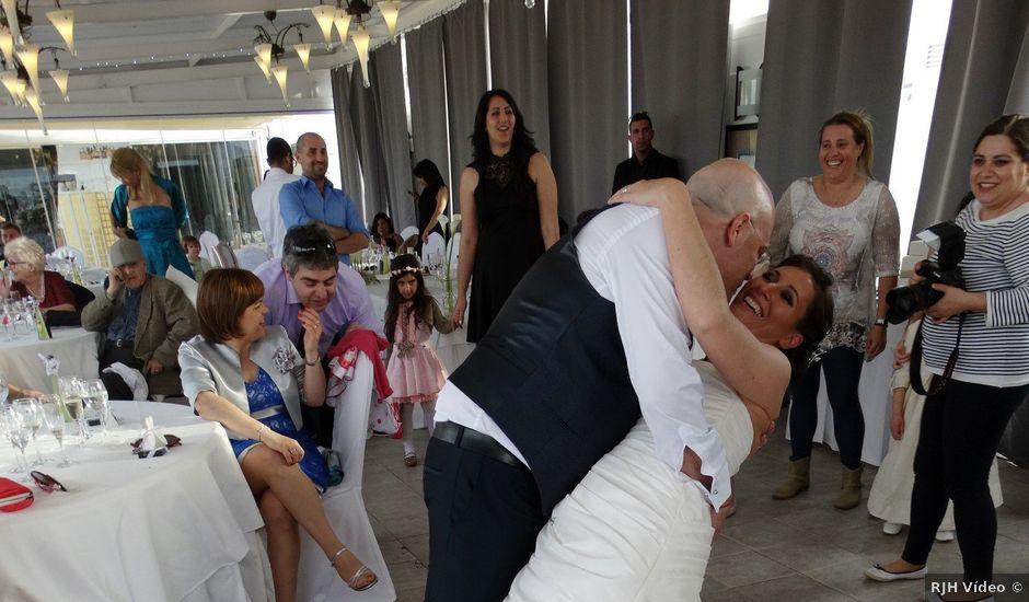 La boda de Jaime y Ilaria en Núcleo Albir, Alicante