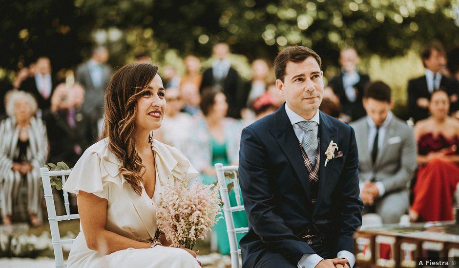La boda de Luis y Ana en Boiro (Boiro), A Coruña
