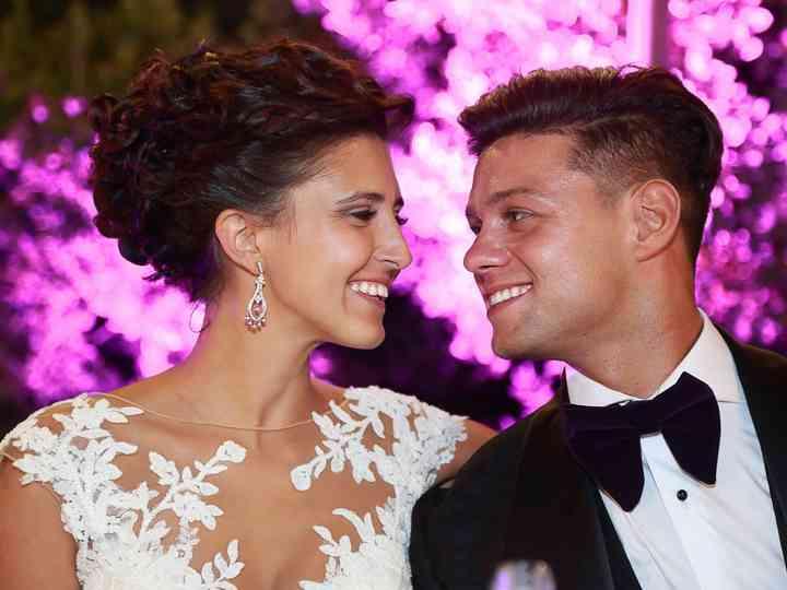 La boda de Elisa y Josué