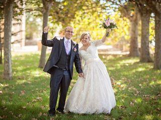 La boda de Alex y Lierka