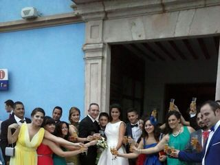 La boda de Esther  y Jose Maria  2