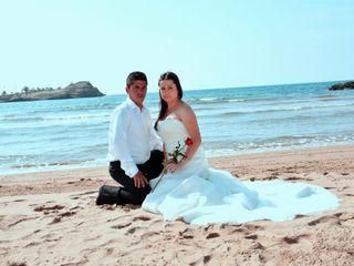 La boda de Mamen y Miguel