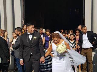 La boda de Noelia y Jean Carlo