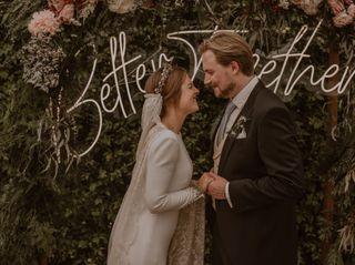 La boda de Sara y Oliver