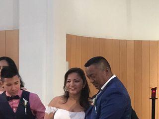 La boda de Leonor  y Francisco  3
