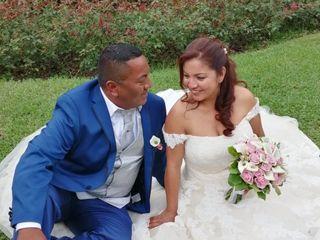 La boda de Leonor  y Francisco