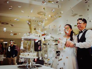 La boda de Neidy y Alvin