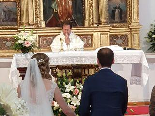 La boda de Silvia y Marius
