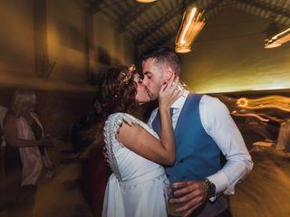 La boda de Irene y Christian
