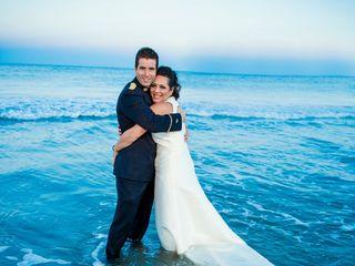 La boda de Ángeles y Pedro 2