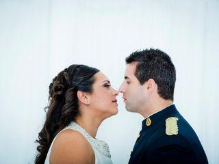 La boda de Ángeles y Pedro