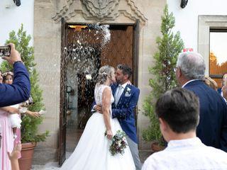 La boda de Eva y José Juan