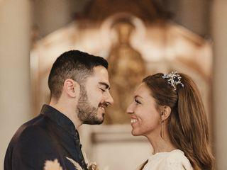 La boda de Mireia y Cristopher 2