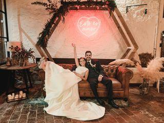 La boda de Mireia y Cristopher