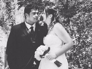 La boda de Soraya y César