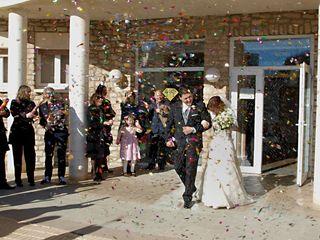 La boda de Monica  y Paco 1