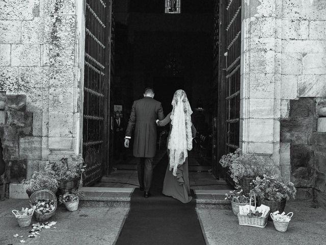 La boda de Miguel y Elena en Llerena, Badajoz 3