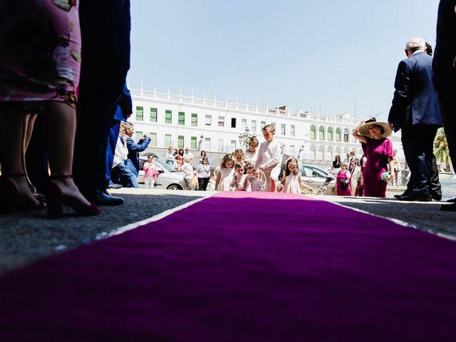La boda de Miguel y Elena en Llerena, Badajoz 5