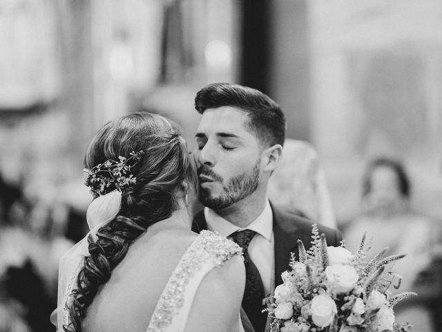 La boda de Miguel y Elena en Llerena, Badajoz 9