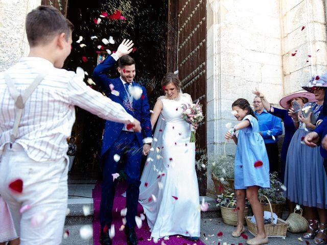 La boda de Miguel y Elena en Llerena, Badajoz 18