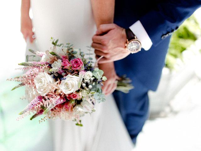 La boda de Miguel y Elena en Llerena, Badajoz 21