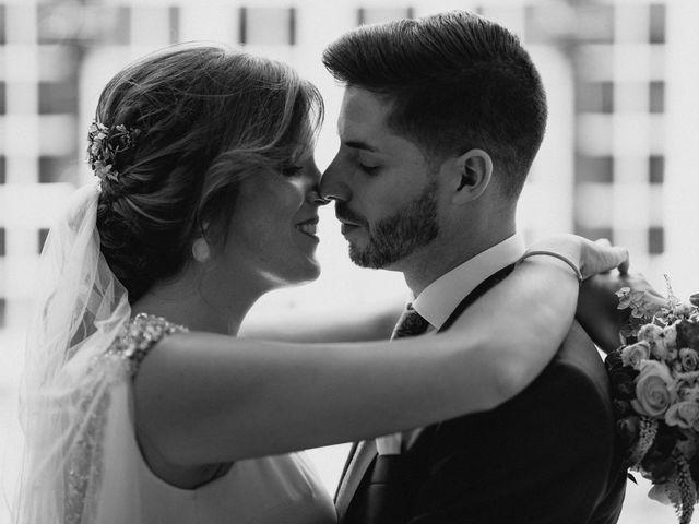 La boda de Miguel y Elena en Llerena, Badajoz 26