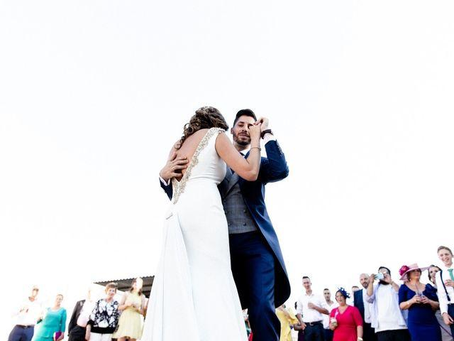 La boda de Miguel y Elena en Llerena, Badajoz 34