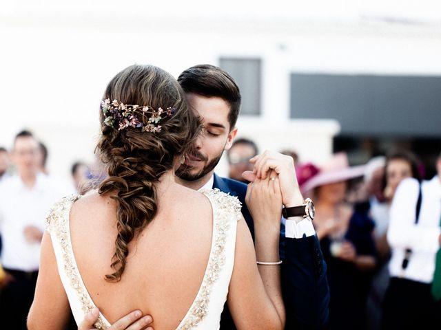 La boda de Miguel y Elena en Llerena, Badajoz 35