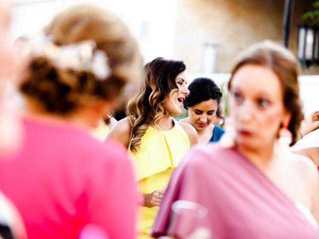 La boda de Miguel y Elena en Llerena, Badajoz 41