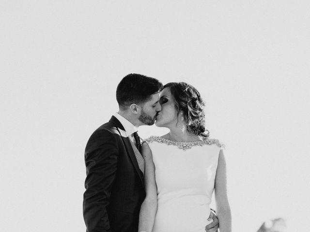 La boda de Miguel y Elena en Llerena, Badajoz 52