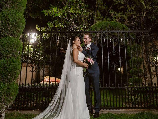 La boda de Alejandro y Cristina
