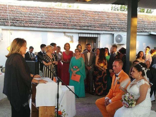 La boda de Carlos y Alba en Linares, Jaén 2