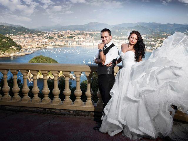La boda de Pablo y Alina en Pamplona, Navarra 82