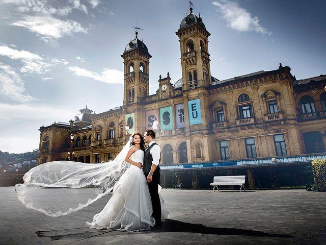 La boda de Pablo y Alina en Pamplona, Navarra 109