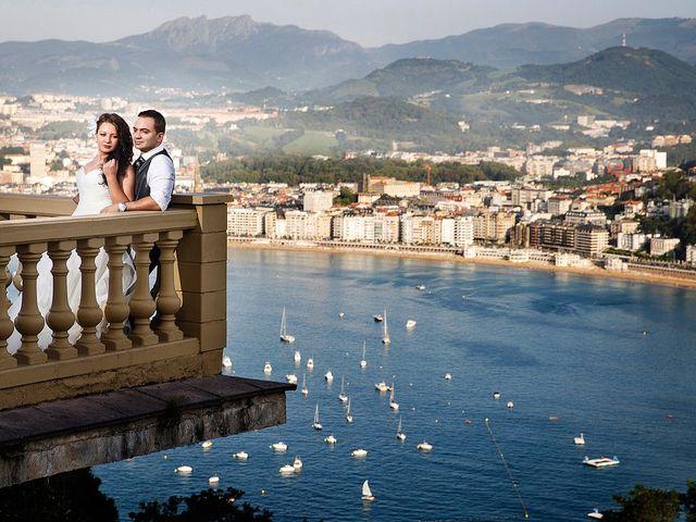 La boda de Pablo y Alina en Pamplona, Navarra 117