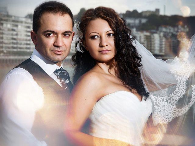 La boda de Pablo y Alina en Pamplona, Navarra 141