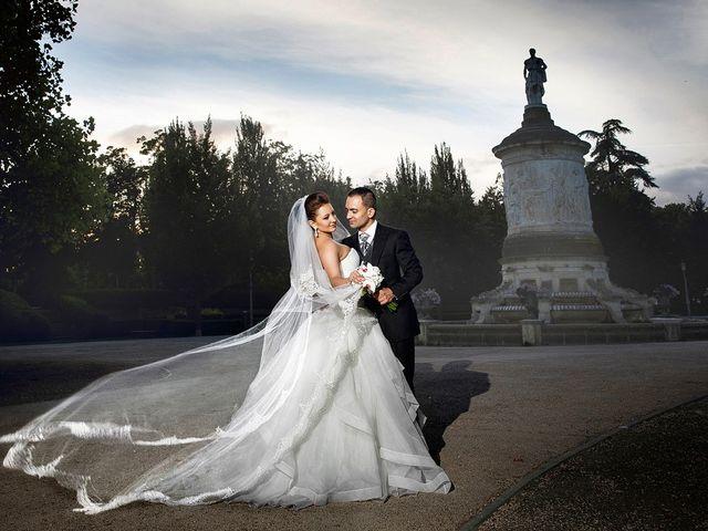 La boda de Pablo y Alina en Pamplona, Navarra 143