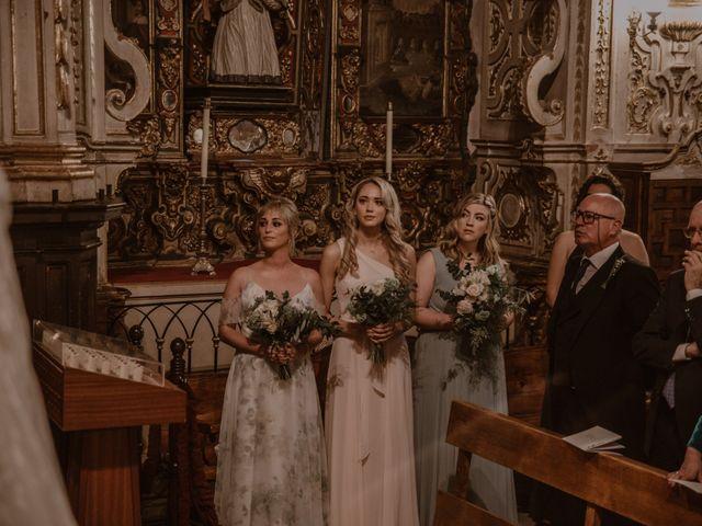 La boda de Oliver y Sara en Fuente Vaqueros, Granada 10