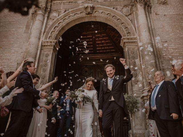 La boda de Oliver y Sara en Fuente Vaqueros, Granada 14